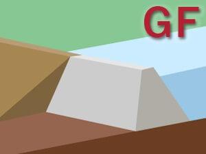 重力式コンクリート・フィル複合ダム
