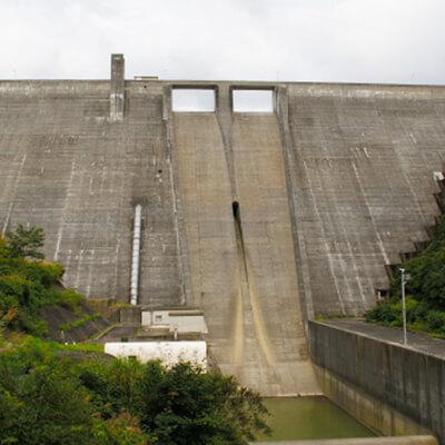 破間川ダム