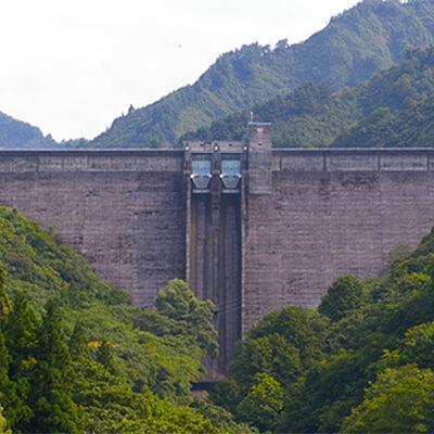 黒又川第一ダム
