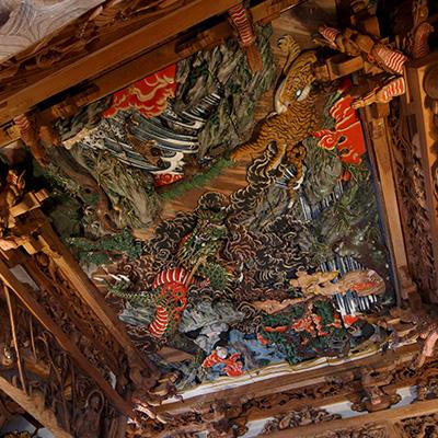 赤城山西福寺(開山堂)