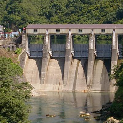 5つのダムゆったり観光コース